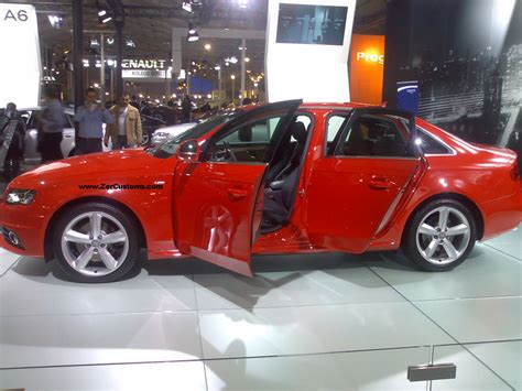 Audi A4 3 0 Tdi And Q7 In Us Photos Image 2 2008 Concept E