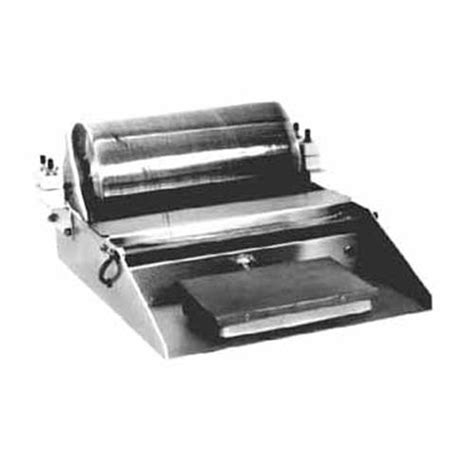 table top heat l alfa 625 a mini 13in film mini heat seal tabletop