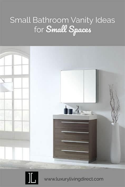 Bathroom Vanities Small Spaces by Small Bathroom Vanity Ideas For Small Spaces Luxury
