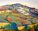 robin purcell california watercolors in the plein air ...