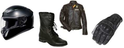 motorcycle riding gear 5 basic riding gear that complete your motorcycle riding