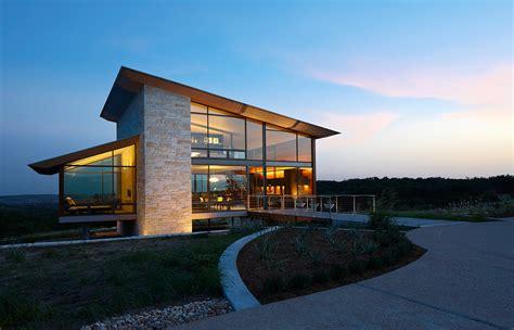 gewinner residence architect magazine energy architecture fredericksburg tx united states