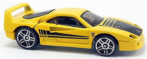 Tyco #7 f40 yellow ferrari lot of 70 slotcar bodies brand new! 2014 5-packs | Hot Wheels Newsletter