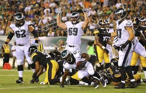 Eagles Vs Steelers Final Score, Stats & Reaction Heavycom