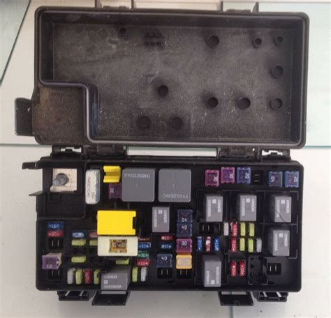 Jeep Jk Fuse Box by Oem 2014 Jeep Wrangler 3 6l V6 Fuse Box Integrated Power