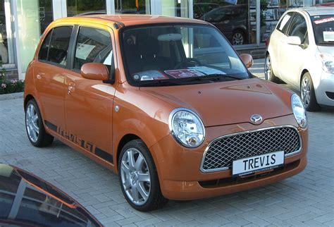 Daihatsu Car : Daihatsu Mira Gino