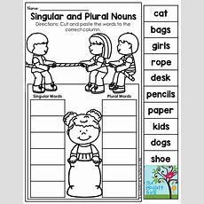 Mastering Grammar And Language Arts!  Grammar  Teaching Nouns, Nouns Kindergarten, Singular