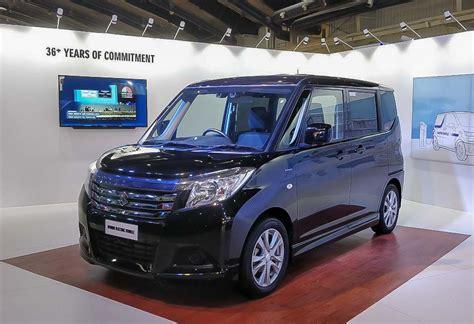 Suzuki Solio Hybrid Showcased At 2019 India Future ...
