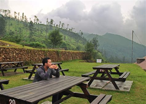 tempat wisata bernuansa alam pegunungan  semarang