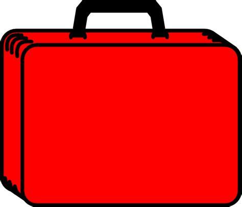 red case  clip art  clkercom vector clip art