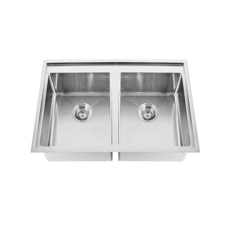 kitchen sink no drainer inset tech 200 no drainer sink the sink warehouse 5868