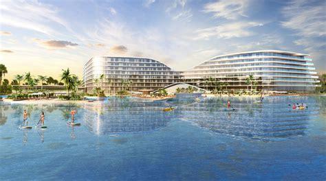 crystal lagoon planned  lake nona builder magazine