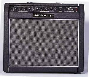 Practice Amp - Reviews Hiwatt G40  12r