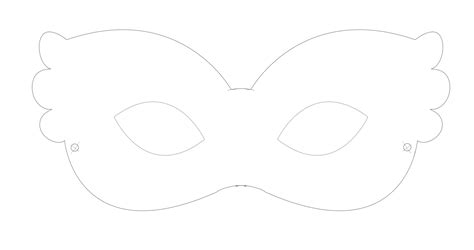mask template paper mask template playbestonlinegames