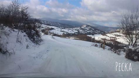 Zima u našem kraju - YouTube