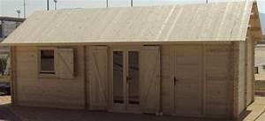 Garage Bois 40m2 : maisons en bois vente chalets en kits sur catalogue ou sur mesure ~ Melissatoandfro.com Idées de Décoration