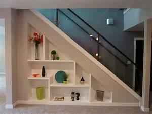 Aménagement Sous Escalier : am nagement placard sous escalier beau et pratique ~ Preciouscoupons.com Idées de Décoration