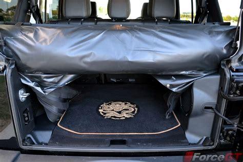 jeep wrangler review  wrangler dragon  special ops