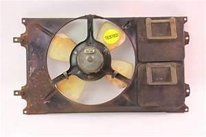 Electric Radiator Cooling Fan  U0026 Shroud Vw Rabbit Jetta