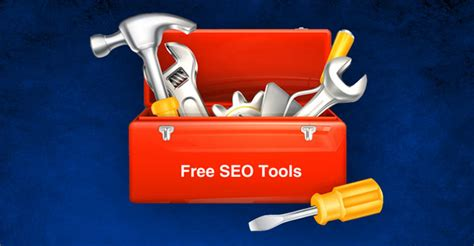 Free Seo Tools by 7 Fabulously Free Seo Tools