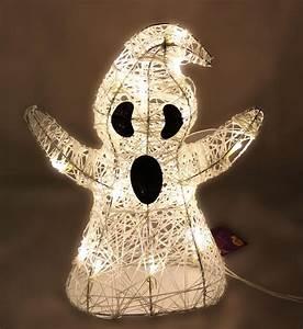 Light, Up, Led, Halloween, Decoration, Ghost, 36cm