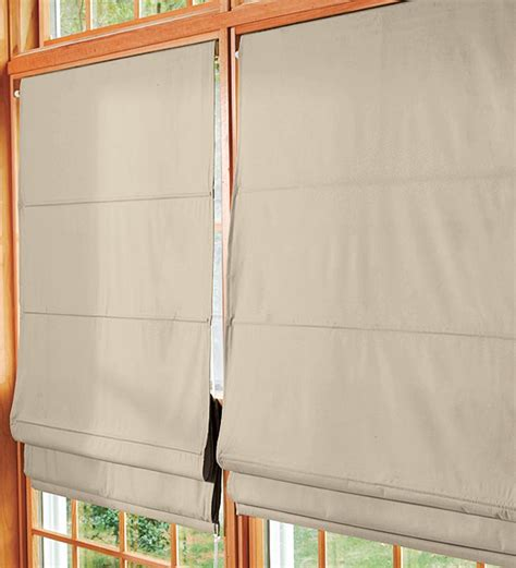 Insulated Roman Shades 2017  Grasscloth Wallpaper