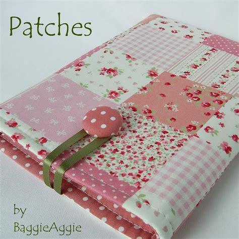 shabby fabrics tablet cover patches shabby chic patchwork polka dot kindle case fundas de agendas m 243 viles tablets