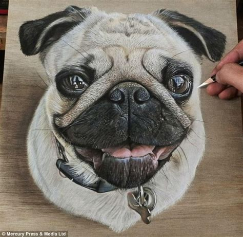 artist ivan hoo creates drawings