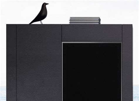 nagare tall sideboard contemporary furniture modern