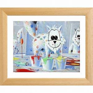 Tableau Deco Maison : tableau les 4 pieds dans la peinture tableau pour b b d co b b ~ Teatrodelosmanantiales.com Idées de Décoration
