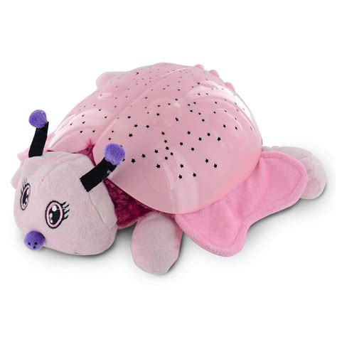 cuddly animal night light projector butterfly kid pillow pet night light animal cuddly plush