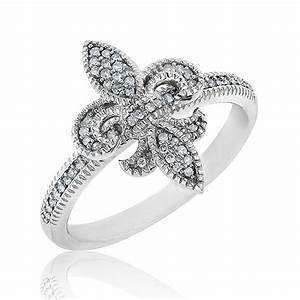 fleur de lis engagement ring fleur de lis pinterest With fleur de lis wedding rings