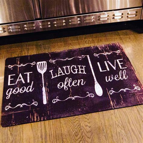kitchen gel kitchen mats  comfort creating