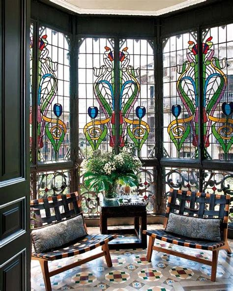 stained glass decor stained glass paintings designs to impress and style modern home interiors