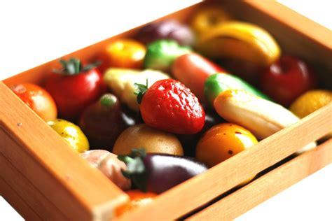 cagette de fruits en p 226 te d amandes p 226 te d amandes