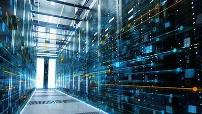 Data Future Centers Automated Futuristic Ghost Machine