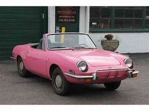 1973 Fiat 850 Spider For Sale