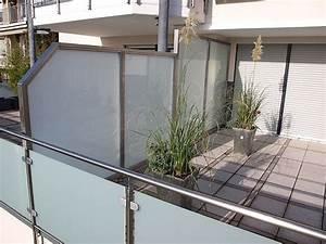 Milchglas Für Balkon : 18 best gel nder sichtschutz images on pinterest edelstahl handlauf und sichtschutz ~ Markanthonyermac.com Haus und Dekorationen