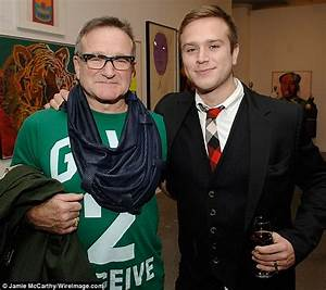 Robin Williams' son Zak and siblings celebrate father's ...