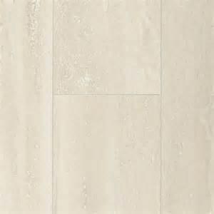 shop pergo max linen travertine tile and planks laminate flooring sle at lowes com