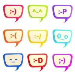 Text Message Symbols Smiley Faces