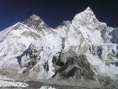 Everest Wallpapers Mount Mt Amazing Mountain Nipal