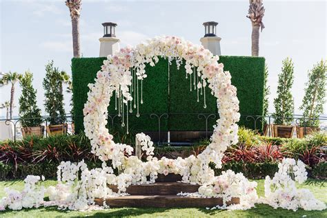 Circular Love Blush Botanicals San Diego Florist