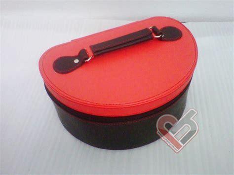 box makeup motif coklat cosmetic box organizer tempat kosmoetik cantik murah