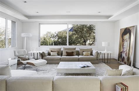 minimalist living room ideas   stunning modern home