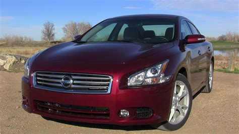 Review 2013 Nissan Maxima Sv Will Still Surprise You