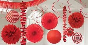 Accessoires Deco Mariage : la d co mariage blanc et rouge en 20 id es vous approprier ~ Teatrodelosmanantiales.com Idées de Décoration