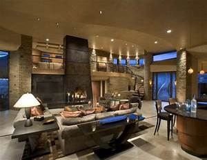 Rustic Living Room Ideas in Stylish Style