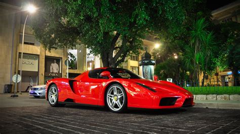 ferrari enzo wallpapers hd wallpapers id