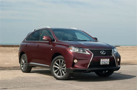 Lexus Rx Photo by 2014 Lexus Rx350 Reviews And Rating Motortrend